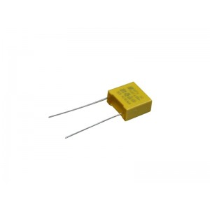 Kondenzátor zvitkový 100nF, 310V, ±10%, rm. 10mm