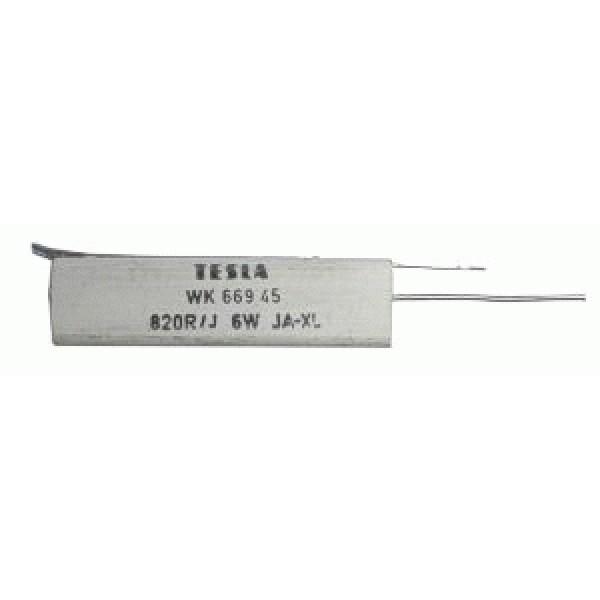 Odpor 750R WK66945 6W S TEP.POJ. DOPREDAJ