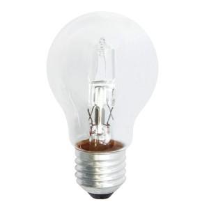 Halogénová ECO žiarovka classic E27/ 53W A55