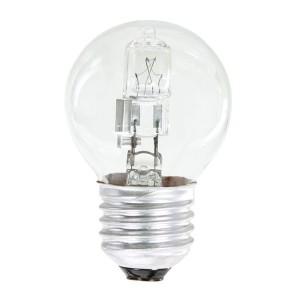 Halogénová ECO žiarovka, iluminačná E27/42W P45