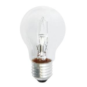 Halogénová ECO žiarovka classic E27/  42W A55