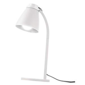 LED stolná lampa LOLLI 6 W E14 biela