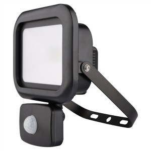 LED vonkajší reflektor Sensor, 50W, 4000lm, AC 230V, RETLUX RSL 241 Flood