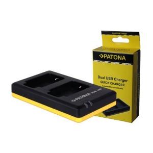 Nabíjäčka foto OLYMPUS BLS5 USB PATONA PT1948