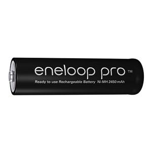 Batéria AA (R6) nabíjacia Eneloop PANASONIC BULK čierna