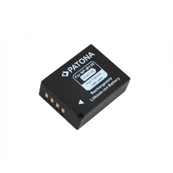 Batéria FUJI NP-W126 1100mAh PATONA PT1111