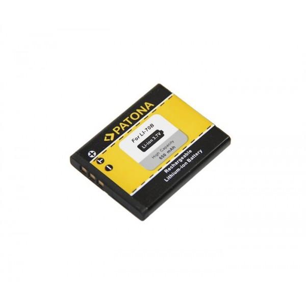 Batéria OLYMPUS Li-70b 650mAh PATONA PT1093
