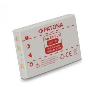 Batéria NIKON EN-EL5 1000mAh PATONA PT1037
