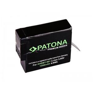 Batéria foto GOPRO HERO 5 AABAT-001 1250mAh PATONA PT1268
