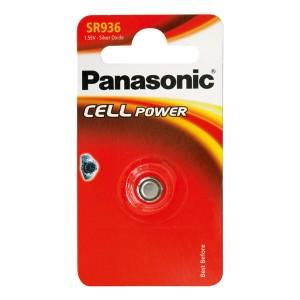 Batéria 394 PANASONIC do hodiniek 1bp striebrooxidová
