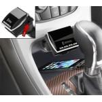 FM Transmitter do auta, 3.5 mm jack, SD karta, diaľkový ovládač