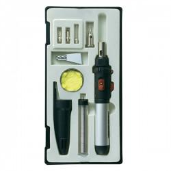 Sada plynovej spájkovačky Toolcraft PT-509, 1300 °C
