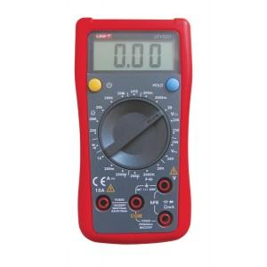 Multimeter UT132D s meraním kapacity