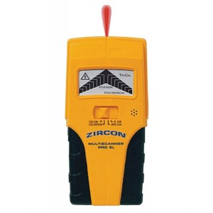 Detektor kovov, elektrického vedenia MultiScanner Pro SL Zircon