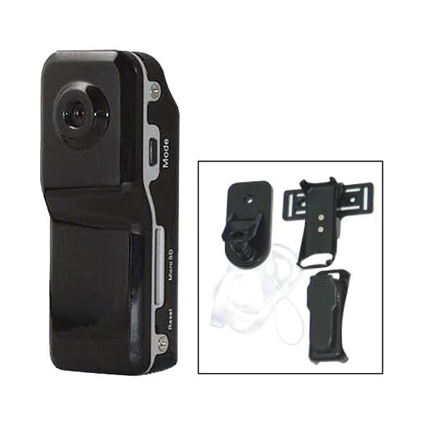 Kamera akčná MiniDV s SD rekordérom