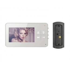 Domáci videotelefón, farebná sada, H1134
