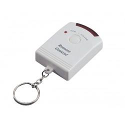 Prídavné diaľkové ovládanie pre stropný alarm 360°