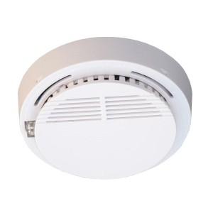 Požiarny snímač hlásič detektor dymu pre GSM alarm