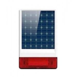 Siréna vonkajšia iGET SECURITY P12 solárna