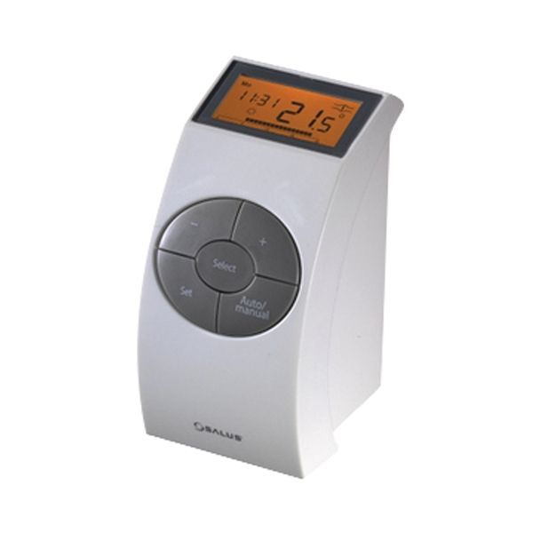 Programovatelná termostatická hlavica SALUS PH55