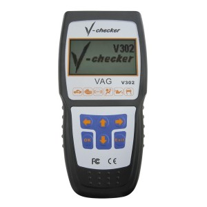 V302 V-checker profi diagnostika VW group VAG