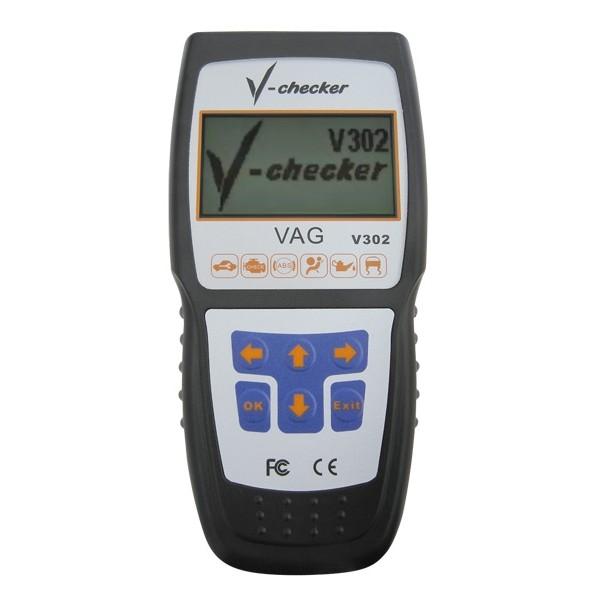 V302 V-checker profi diagnostika VW group VAG
