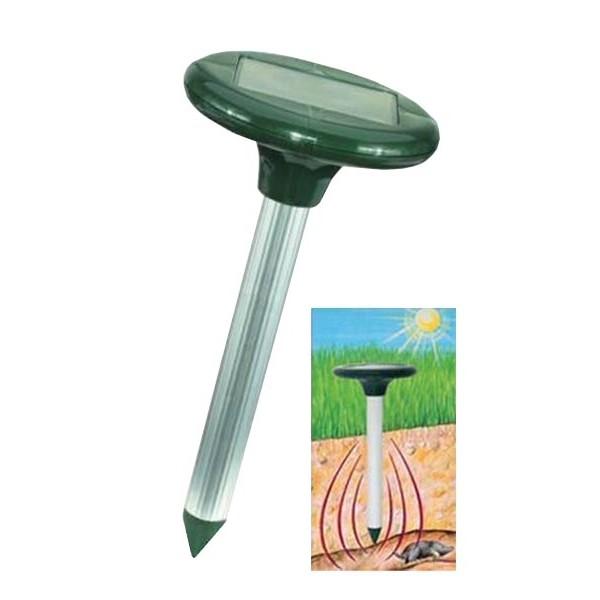 Odpudzovač krtkov a hrabošov solárny vibračný MR12S
