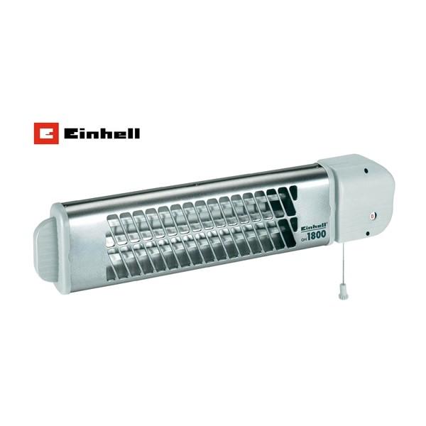 Kremíkový infražiarič Einhell QH 1800, 600/1200/1800 W
