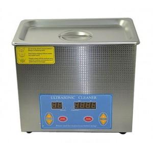 Čistička ultrazvuková VGT-1730QTD 3l 100W s ohrevom, nerez