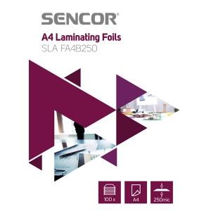 Laminovacia fólia SLA FA4B250 A4 250mic 100ks