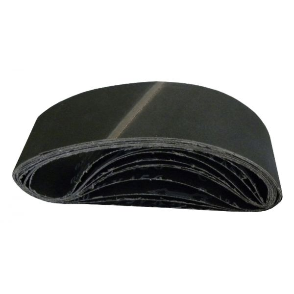 Plátno brusné nekonečný pás, 75x457mm, P60, GEKO