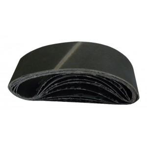 Plátno brusné nekonečný pás, 75x457mm, P80, GEKO