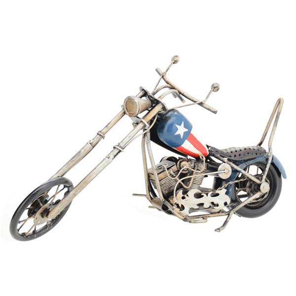 Model motocykla CHOPPER (dekorácia)
