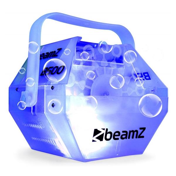 Výrobník bublín BeamZ B500LED