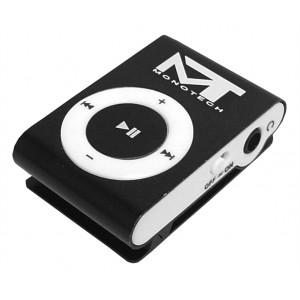 MP3 prehrávač MonoTech čierny