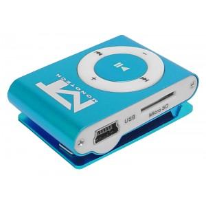 MP3 prehrávač MonoTech modrý