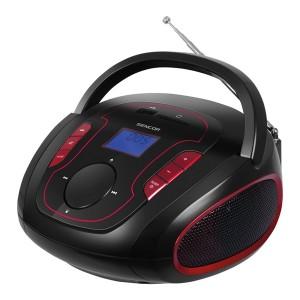 Rádioprijímač s USB MP3 SENCOR SRD 230 BRD