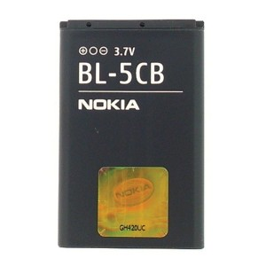 Batéria Nokia BL-5CB 800mAh Li-Ion (bulk)