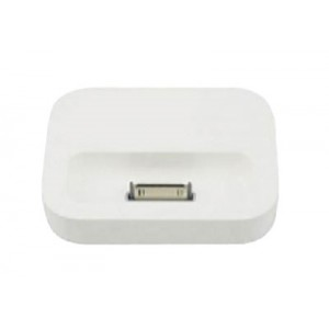 iPhone Dock Station pro iPhone 4 4S, biela (Bulk)