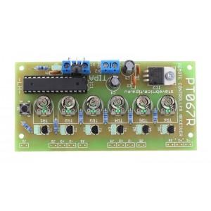 Stavebnica PT067R Infračervené diaľkové ovládanie (prijímač)
