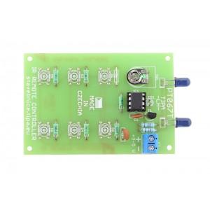 Stavebnica PT067T Infračervené diaľkové ovládánie (vysielač)