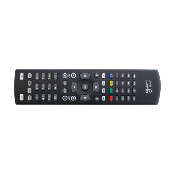 Diaľkový ovládač GoSat 7050, 7055, 7056 HDi s PVR