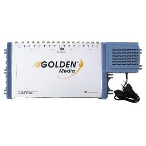 Satelitný multipřepínač Golden Interstar GI-17 16