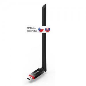 Adaptér s anténou WiFi USB TENDA U6