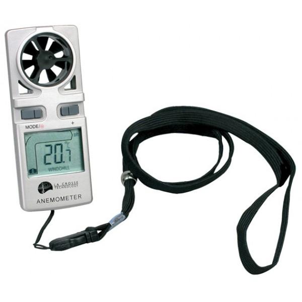Anemometer EA-3010 strieborno-šedý