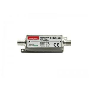 Antenný filter Emme Esse 81949L48, (dolná priepusť DC až 694MHz)