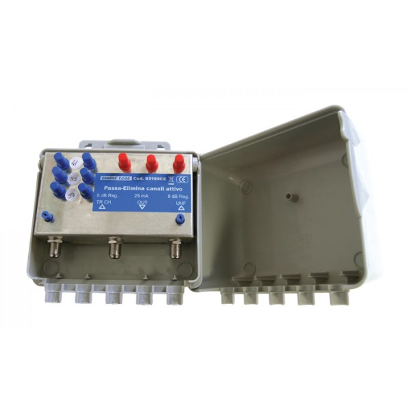 Anténny zosilňovač filter stožiarový Emme Esse 83169CE (41,53,59)