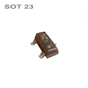 BC847A smd NPN 45V,0.1A,0.25W SOT23