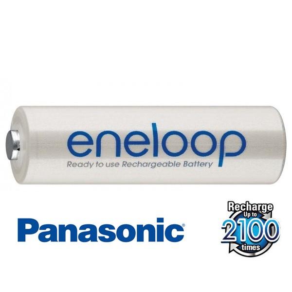 Batéria AA (R6) Eneloop PANASONIC BULK nabíjacia