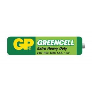 Batéria AAA(R03) Greencell GP